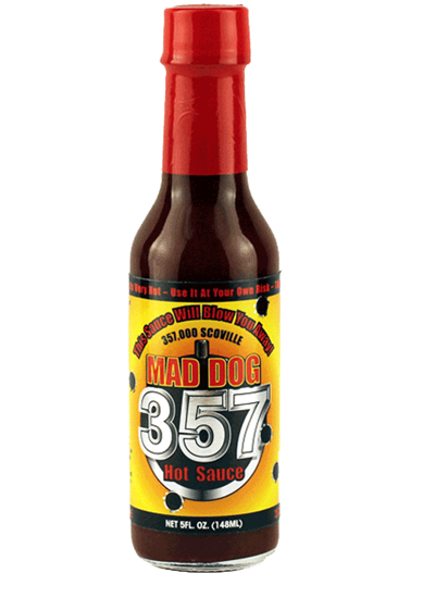 Picture of Mad Dog 357 Hot Sauce