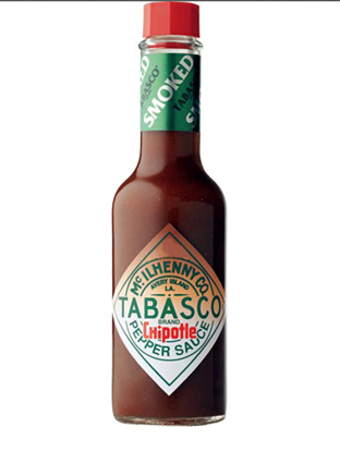 Picture of TABASCO Chipotle Pepper Sauce