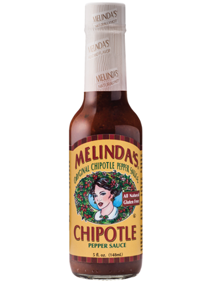 Picture of Melinda's Chipotle Habanero Hot Sauce