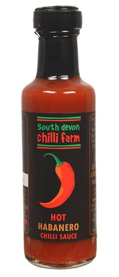 Picture of South Devon Chilli Farm Hot Habanero Sauce