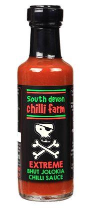 Picture of South Devon Chilli Farm Extreme Bhut Jolokia Sauce