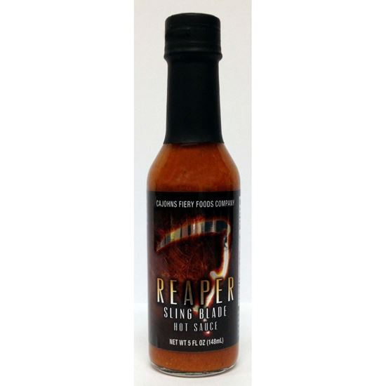 Picture of CaJohn's Reaper Sling Blade Hot Sauce