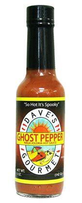 Picture of Dave's Gourmet Ghost Pepper Naga Jolokia