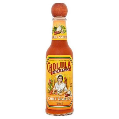 Picture of Cholula Chili Garlic Hot Sauce