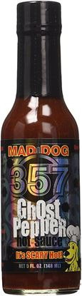 Picture of Mad Dog 357 Ghost Pepper Hot Sauce