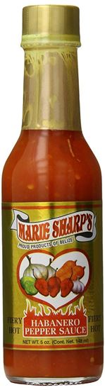 Picture of Marie Sharp's Fiery Hot Habanero