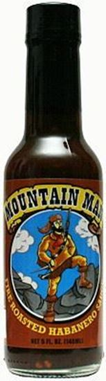 Picture of Mountain Man Fire Roasted Habanero Sauce