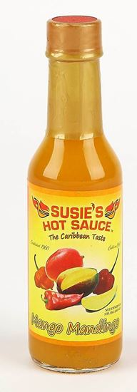 Picture of Susie's Mango Mandingo Hot Sauce