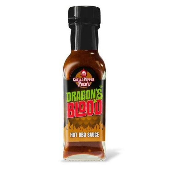 Picture of Chilli Pepper Pete's Dragon's Blood Hot BBQ Sauce