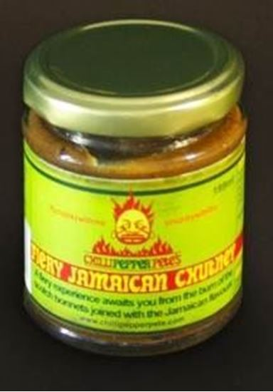 Picture of Chilli Pepper Pete's Fiery Jamaican Chutney