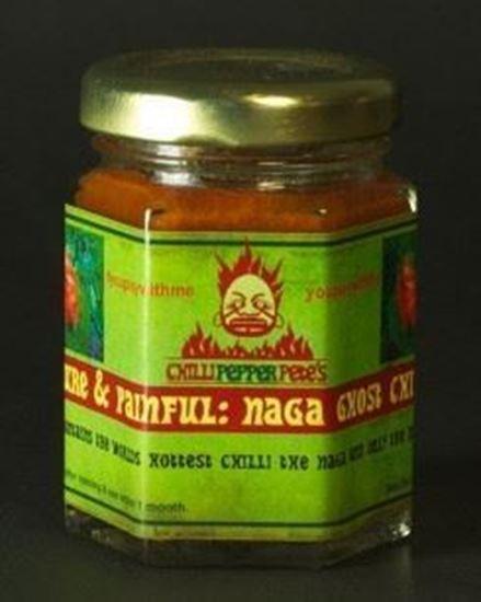 Picture of Chilli Pepper Pete's Naga Ghost Chilli Paste