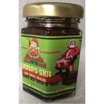 Picture of Chilli Pepper Pete's Santa's Sh1t