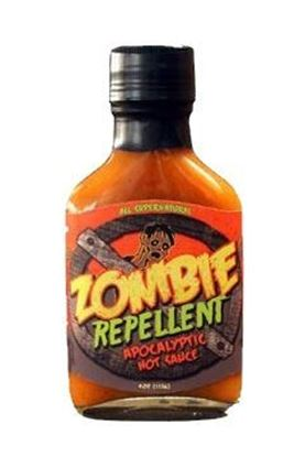 Picture of Zombie Repellent Apocalyptic Hot Sauce
