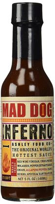 Picture of Mad Dog Inferno Hot Sauce