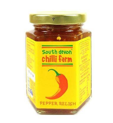 Picture of South Devon Chilli Farm Pepper Relish