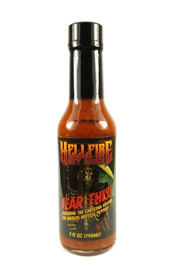 Picture of Hellfire Fear This Hot Sauce