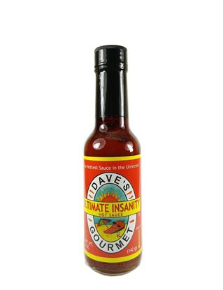 Picture of Dave's Gourmet Ultimate Insanity Sauce