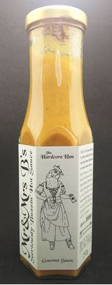 Picture of Mr & Mrs B's Seriously Buzzin' Hardcore Hen Scotch Bonnet Hot Sauce