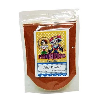 Picture of De Arbol Chilli Powder